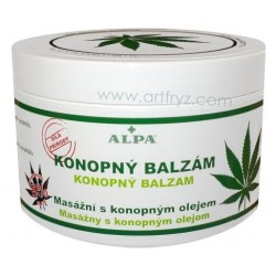 Alpa Balsam Konopny - maść do masażu 250ml
